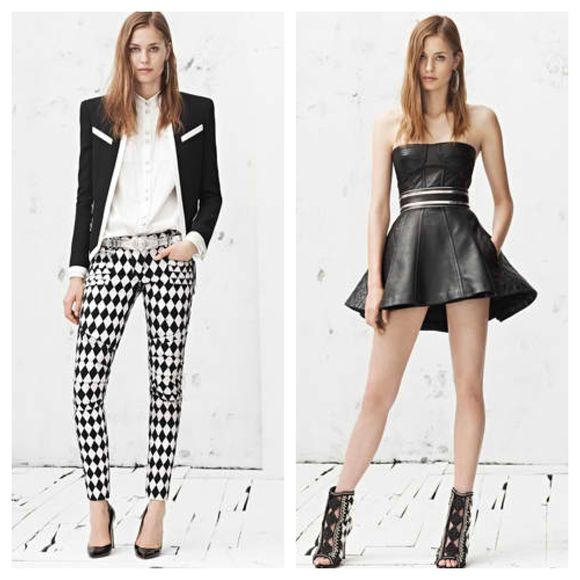 Balmain Resort 2013 Collection Review